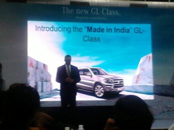 Mercedes Benz GL -Class India launch (8)