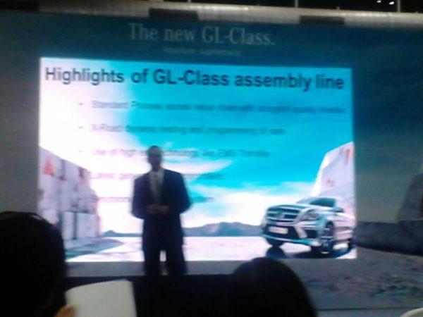 Mercedes Benz GL -Class India launch (9)
