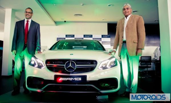 Mercedes Benz new Showroom Coimbatore (1)