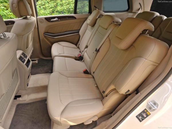 Mercedes GL-Class India (3)
