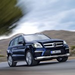 New 2013 Mercedes-Benz GL-Class: Official details and images