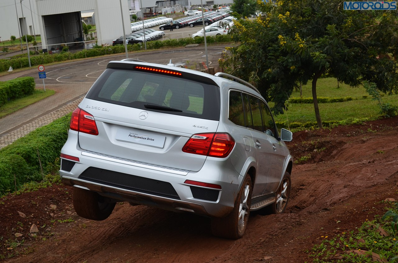 Read about the india spec mercedes benz gl 350 cdi in this for Gl class mercedes benz price