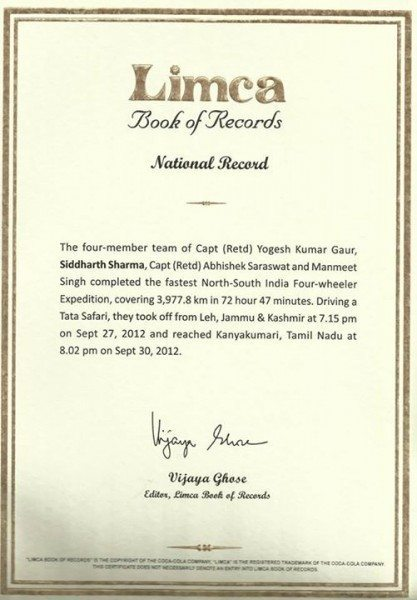 National_Record_-_Certificate