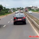 Upcoming 2013 Fiat Linea facelift continues testing on Indian roads. Diwali launch?