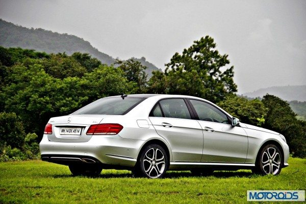 New 2013 Mercedes E 250 CDI India review (14)