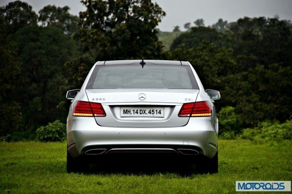 New 2013 Mercedes E 250 CDI India review (16)