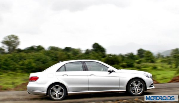 New 2013 Mercedes E 250 CDI India review (35)