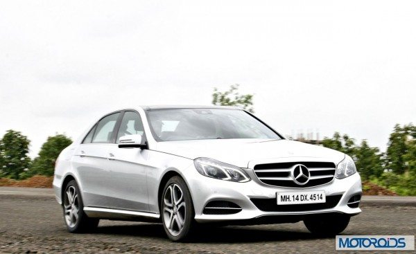 New 2013 Mercedes E 250 CDI India review (37)