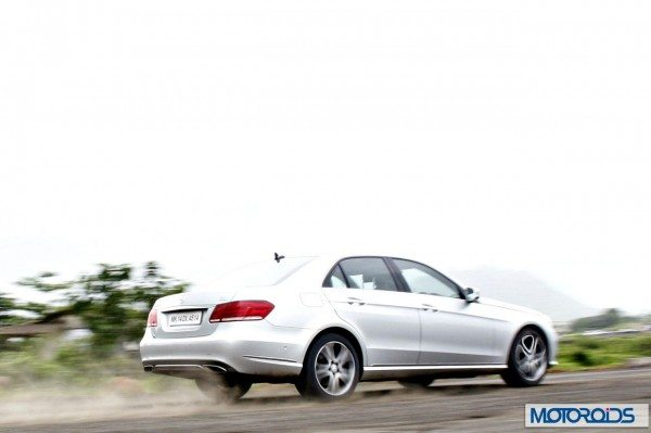 New 2013 Mercedes E 250 CDI India review (40)