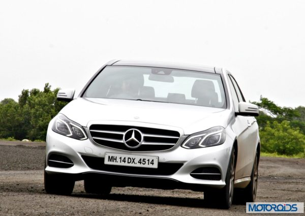 New 2013 Mercedes E 250 CDI India review (41)