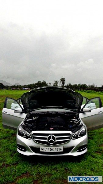 New 2013 Mercedes E 250 CDI India review (66)