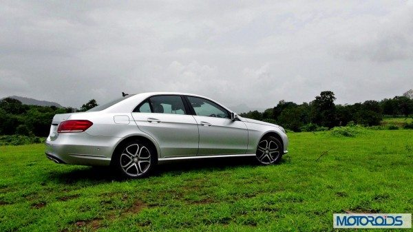 New 2013 Mercedes E 250 CDI India review (69)
