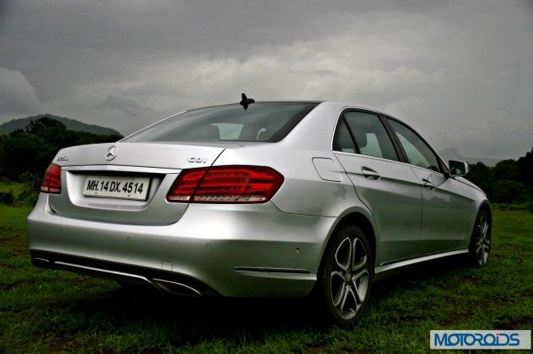 New 2013 Mercedes E 250 CDI India review (7)
