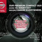 Official- Nissan Terrano to be unveiled in India on August 20