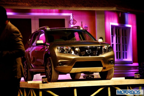 Nissan Terrano images India (31)