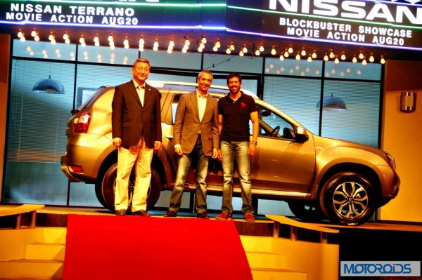 Nissan Terrano images India (33)