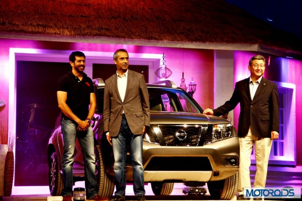 Nissan Terrano images India (34)