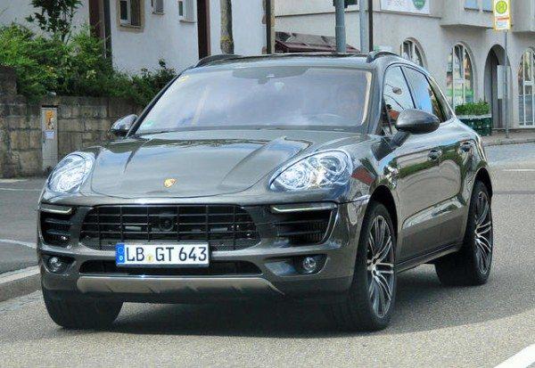 Porsche Macan pics 1