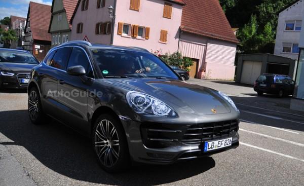 Porsche Macan pics 2