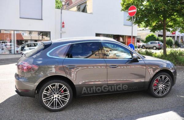 Porsche Macan pics 4