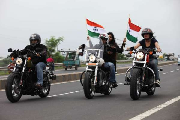 Pre Independence Ride