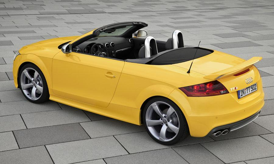 Special Edition Audi TTS competition-2