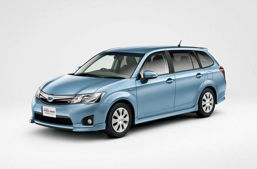 New Toyota Corolla Hybrid Launched In Japan Motoroids