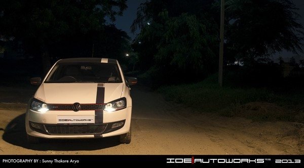 VW Polo Carbon Edition 1