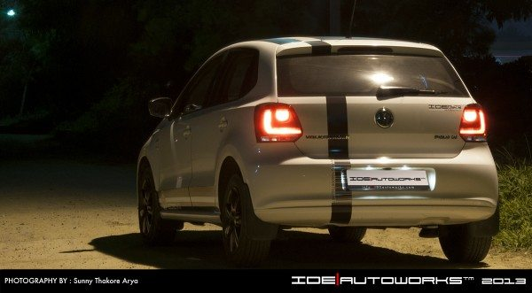 VW Polo Carbon Edition 4