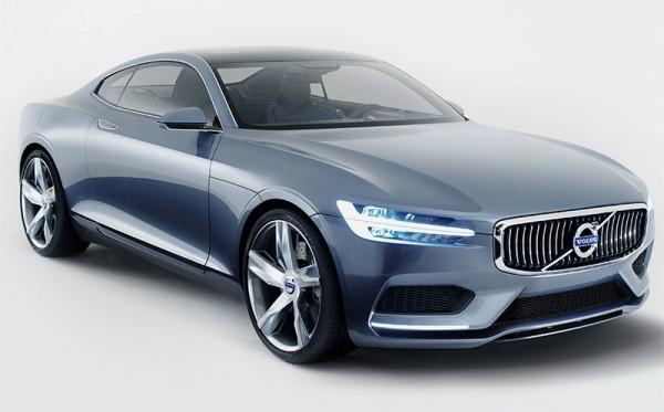 Volvo Concept Coupé 1