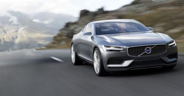 Volvo Concept Coupé 2