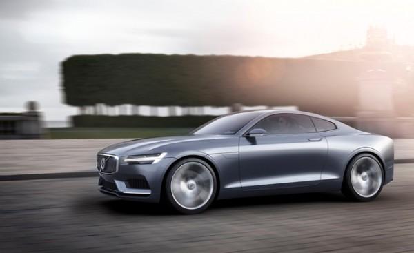Volvo Concept Coupé 3
