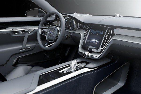 Volvo Concept Coupé 4