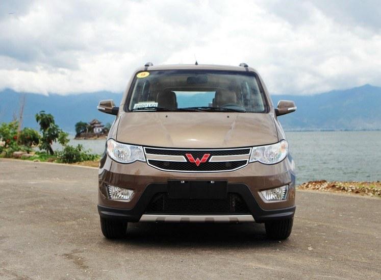 Wuling Hong Guang S Facelift Aka Chevrolet Enjoy Facelift Launched