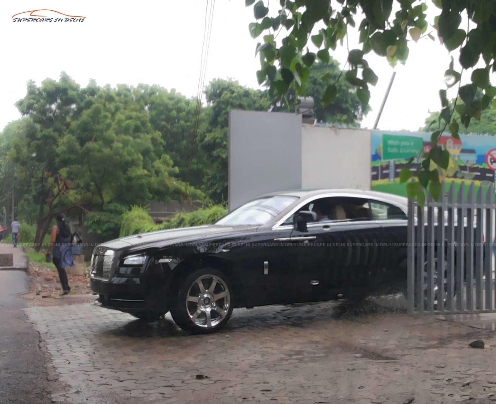 Royce Wraith Price Rolls Royce Wraith India