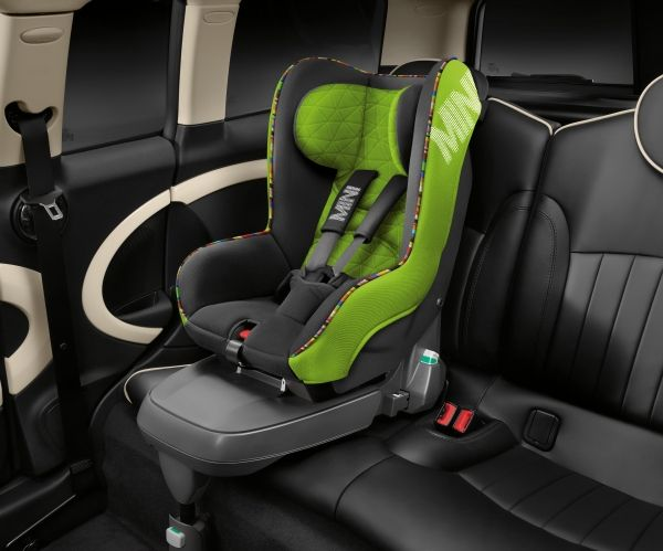05 MINI Junior Seat I-II, Vivid Green