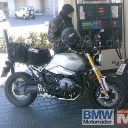 Spied: 2014 BMW NineT Retro Roadster