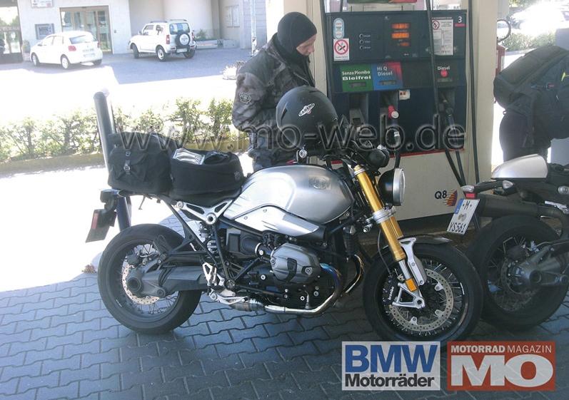 2014 BMW NineT