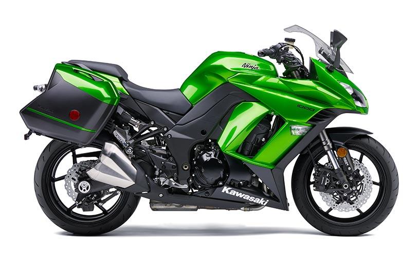 2014 Kawasaki Z1000SX - 2