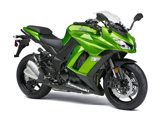 2014 Kawasaki Z1000SX - 3