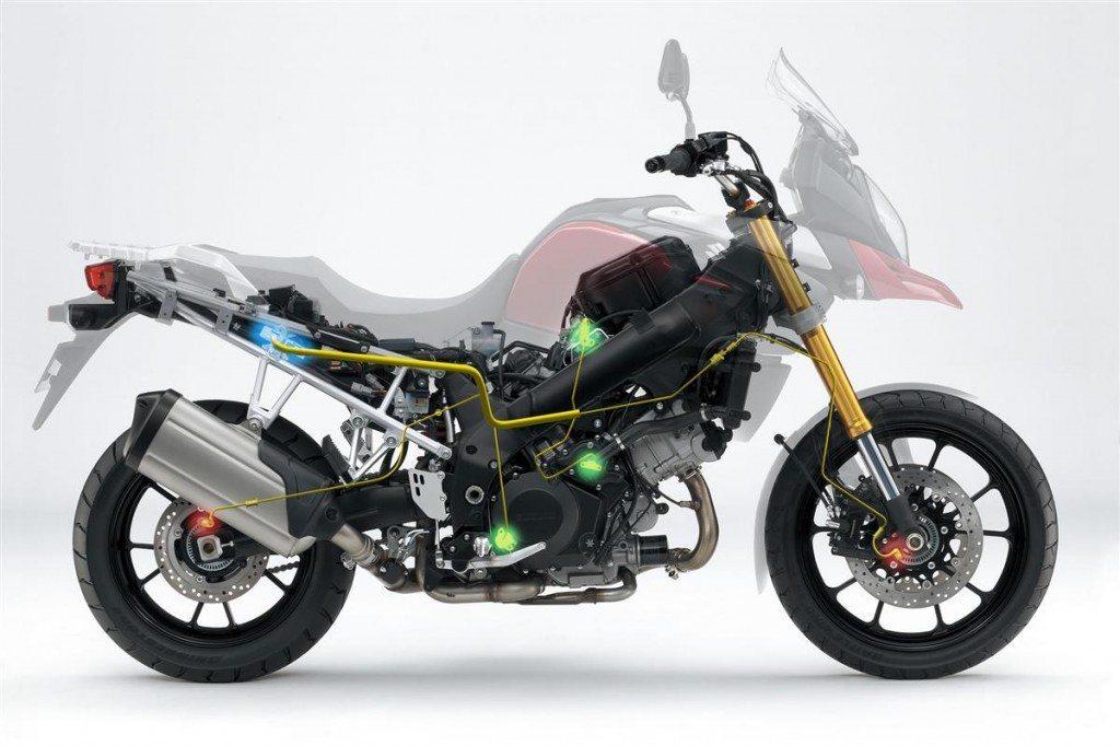 2014 Suzuki VStorm specs