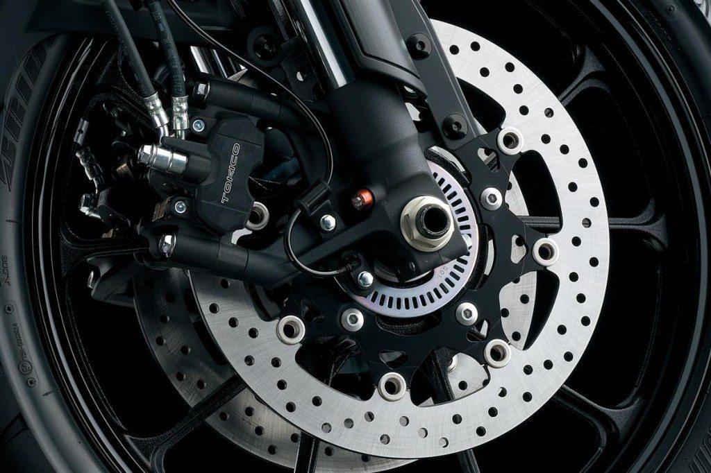2014 Suzuki VStrom 1000 clutch assisst system