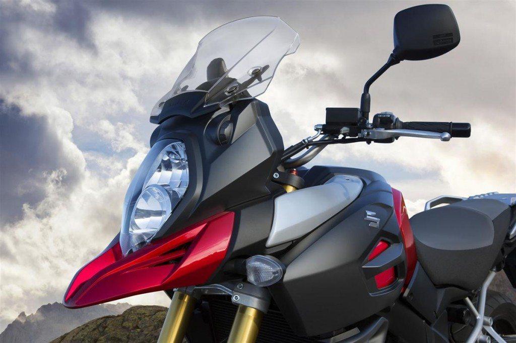 2014 Suzuki VStrom motorcycle
