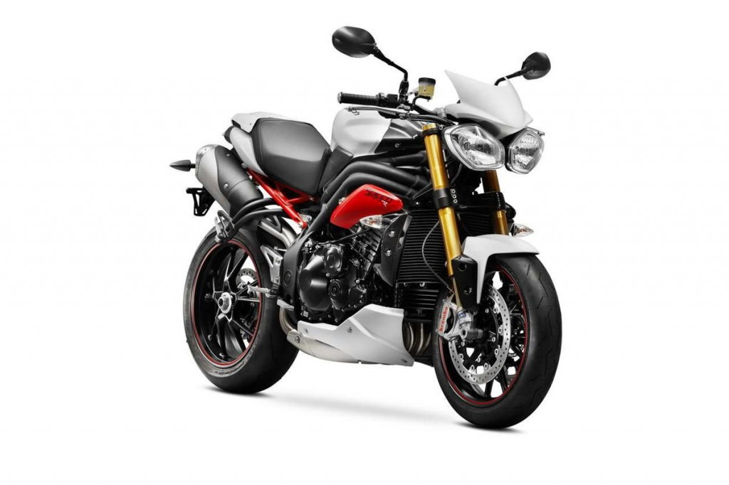 2014 Triumph Speed Triple R