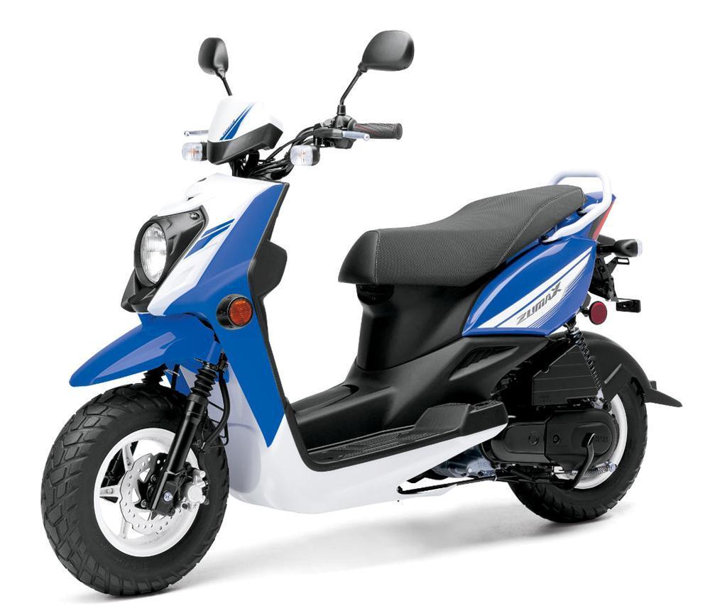 2014 Yamaha Zuma 50x