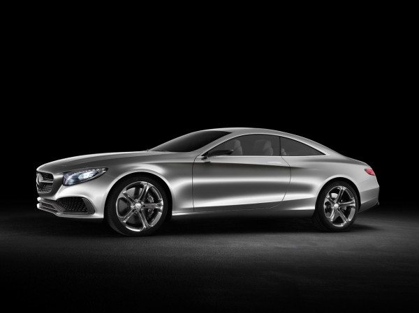 Concept S-Class Coupe