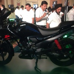 New Hero Karizma R 2013 – First Pic and Details