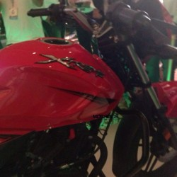 Hero Xtreme Facelift – First Image and Details