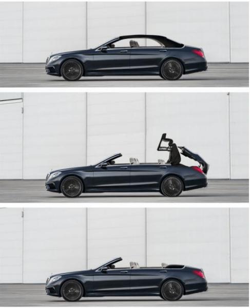 2014 mercedes s class convertible
