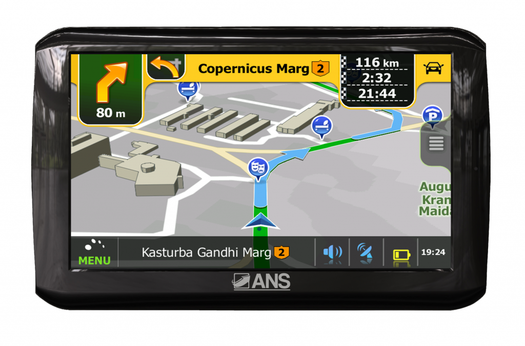 ANS Personal Navigation Device